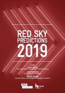 Havas Red Sky Predictions 2019