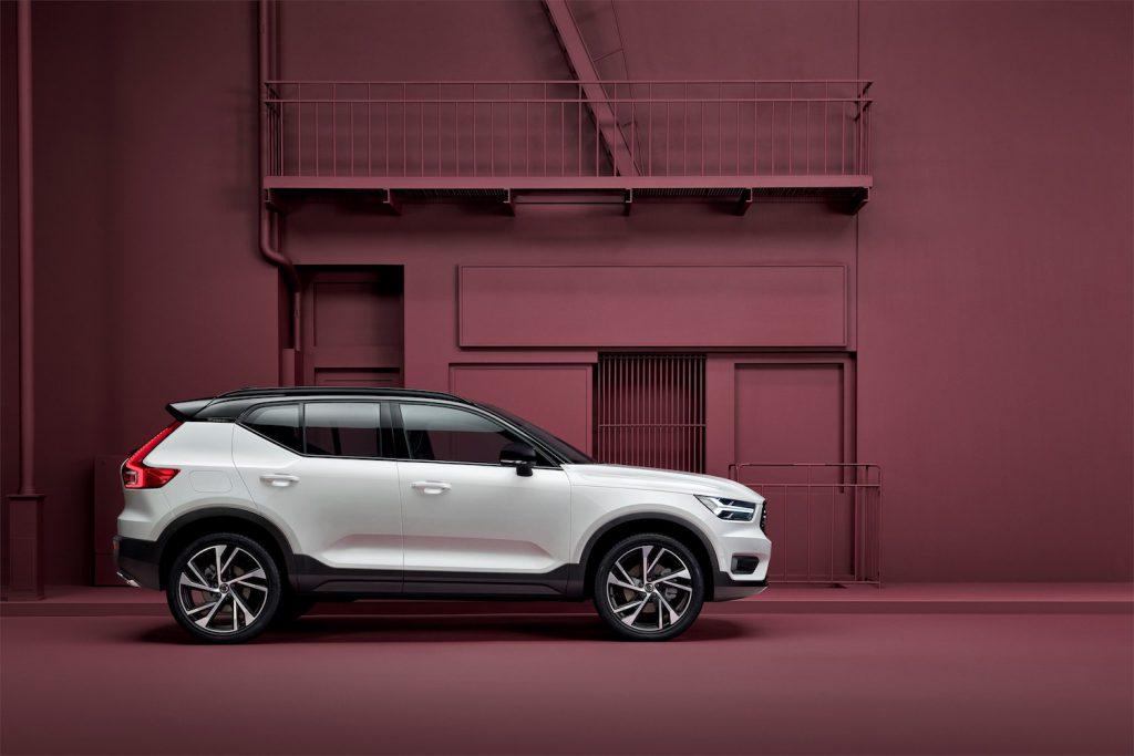 Handing over the keys: Volvo Cars