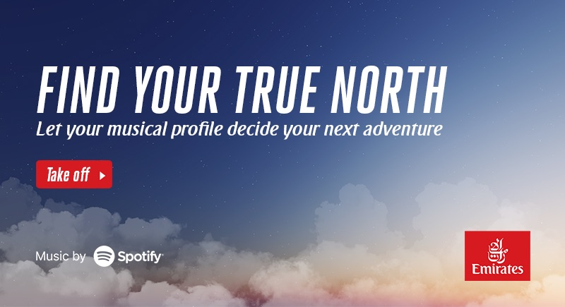 Finding Your True North: Emirates